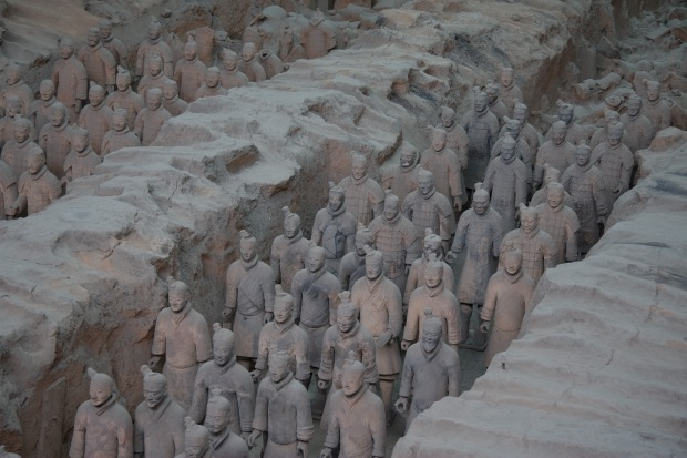 Terracotta Army: Real Army of the Dead
