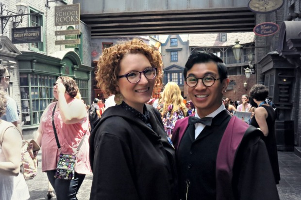 A Muggle's Guide to the Wizarding World of Harry Potter: How To Dress Like a Wizard (& Witch!)